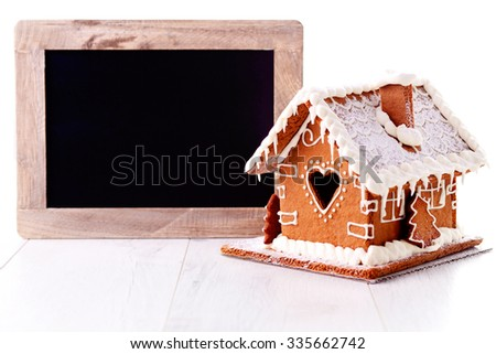 Christmas time with copy space - Christmas time - stock photo