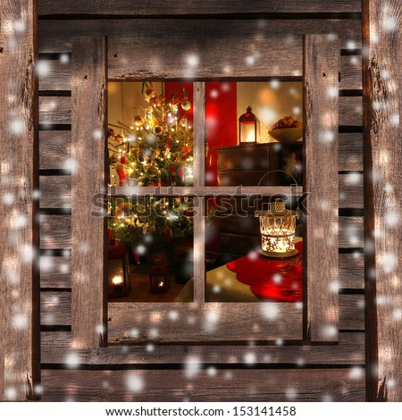 Christmas Light Show Decorations