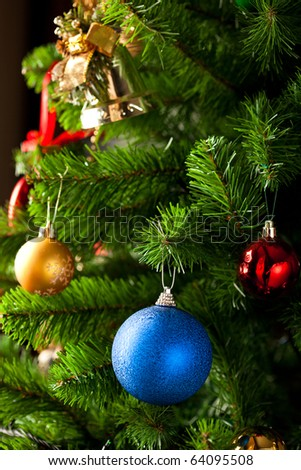 christmas tree decorations - Fancy Christmas Trees