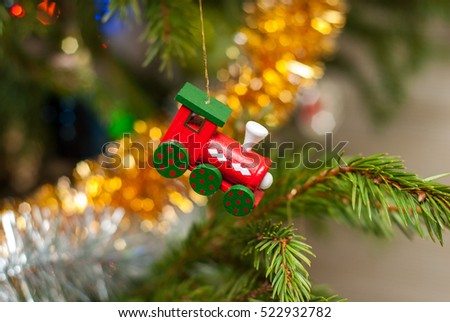 christmas tree toy wooden toy train christmas tree christmas tree christmas mood - Train For Christmas Tree