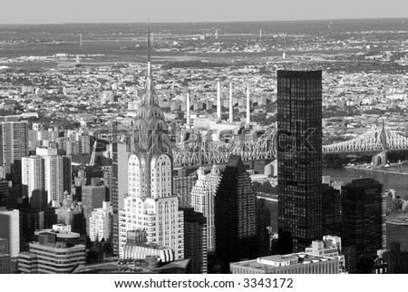 Chrysler Building in Manhattan, New York City