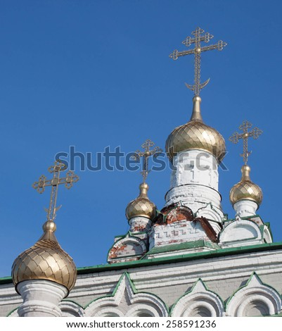 Churches of Arkhangelsk