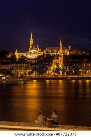 Churches of Budapest,