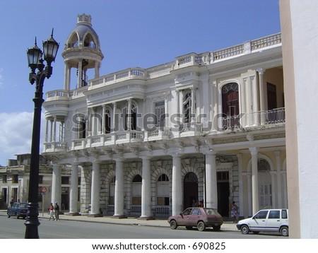 Cienfuegos - stock photo