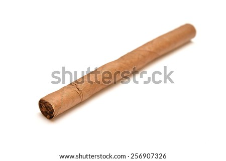 cigar  - stock photo
