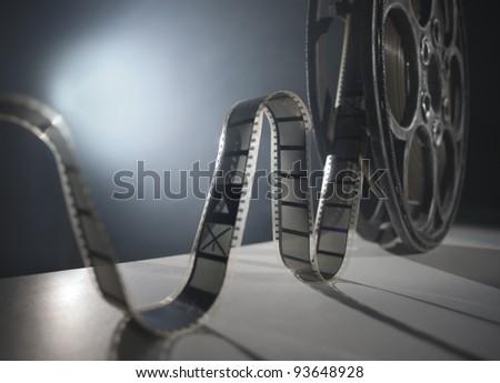 cinematography - stock photo