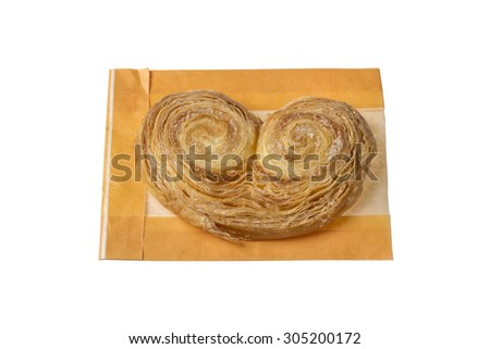 Cinnamon snail - stock photo