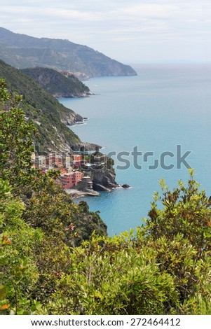 Cinque Terre - stock photo