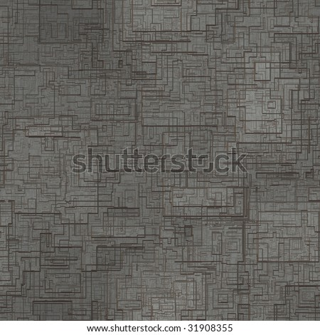 circuitry board background design that can be seamlessly tiled - stock photo