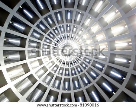 Circular Pattern - stock photo