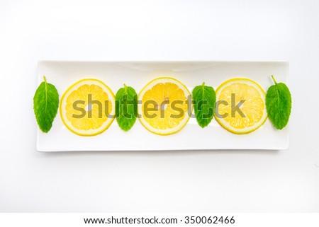 Citrus fruits - stock photo