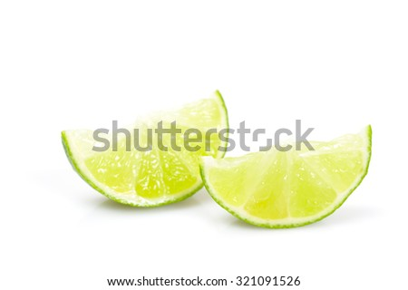 Citrus lime fruits - stock photo