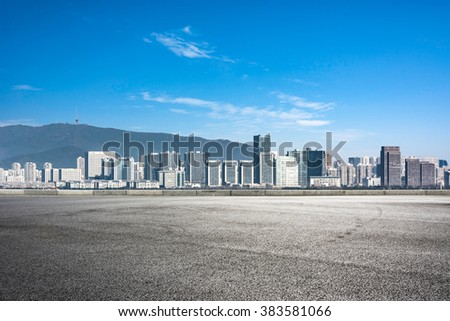 city