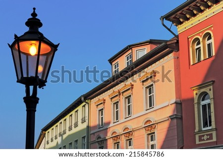 City Lights - stock photo