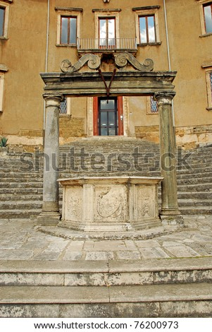City of Palestrina - Monument - 008