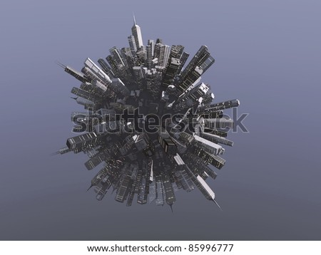 City sphere