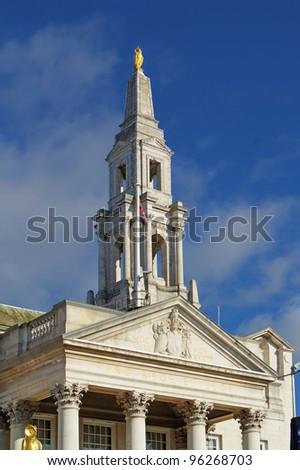 Civic Hall, Leeds - stock photo