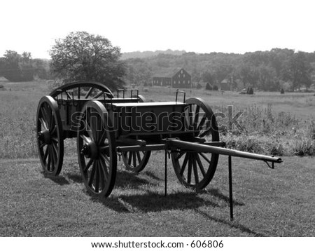 civil war era cart