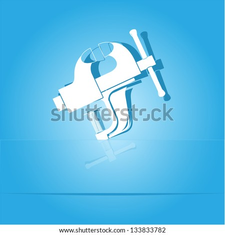 Stock vector blue robotic vacuum cleaner - Stock Photos Royalty Free Images Amp Vectors Shutterstock