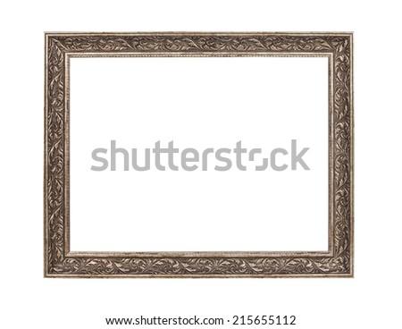 Classic frame  - stock photo