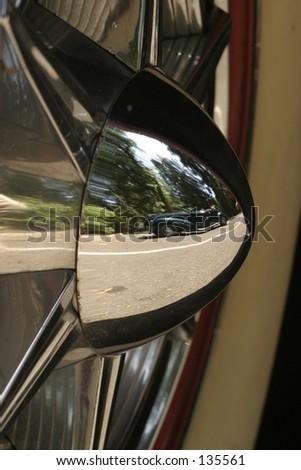 Classic Reflection 2 - stock photo
