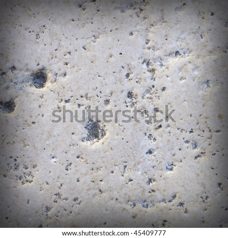 classic travertine Marble stone surface for decorative works or texture - stock photo