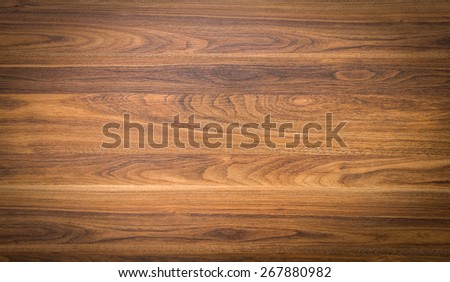 Classic Wood texture and background - stock photo