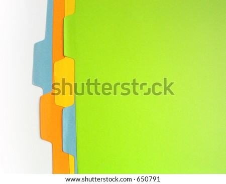 classify - stock photo
