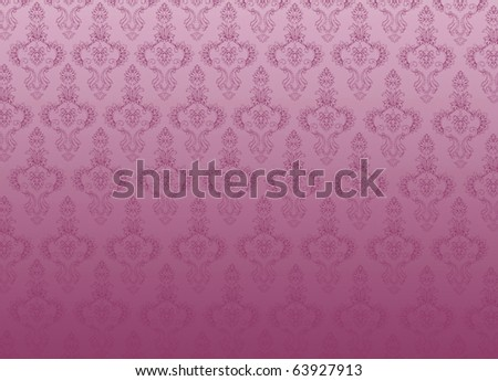 classy patterns background - stock photo
