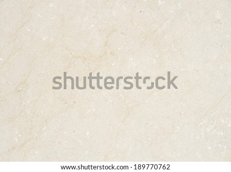 clean beige marble stone - stock photo
