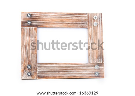 clean photoframe