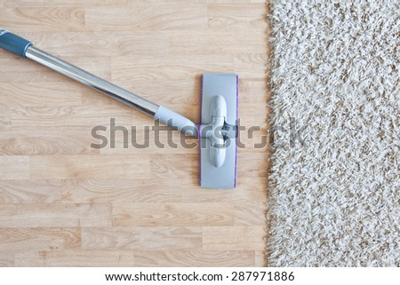 Cleaning Day - stock photo