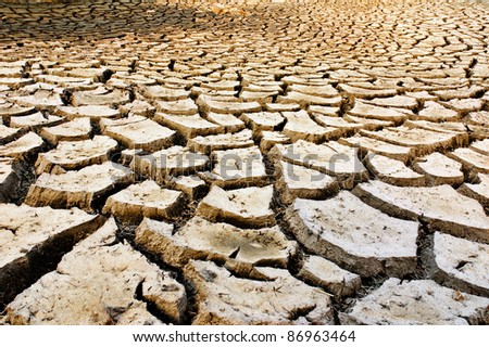 Climate change - stock photo