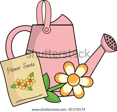 clip art illustration packet flower seeds stock illustration rh shutterstock com vegetable seed packets clipart vintage seed packet clipart