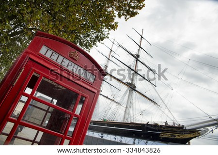 Clipper Cutty Sark Museum