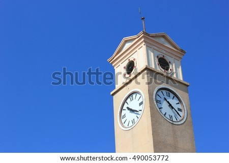 clock in nakhonpanom