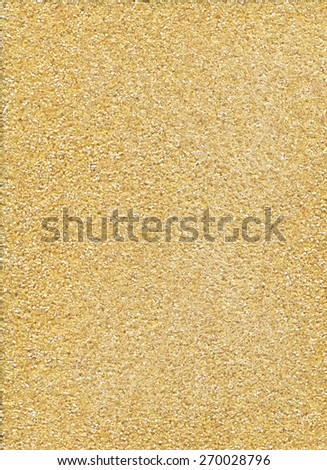 Close up background of corn meal. - stock photo