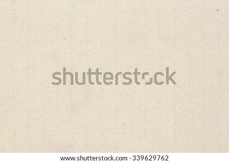 Close up brown cardboard background and texture