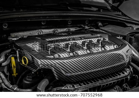 stock-photo-close-up-detail-of-car-engin