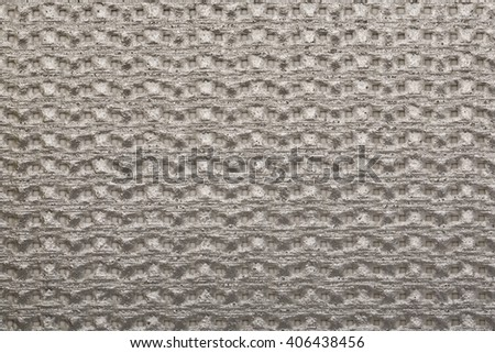 Close-up fabric textile texture for background - stock photo