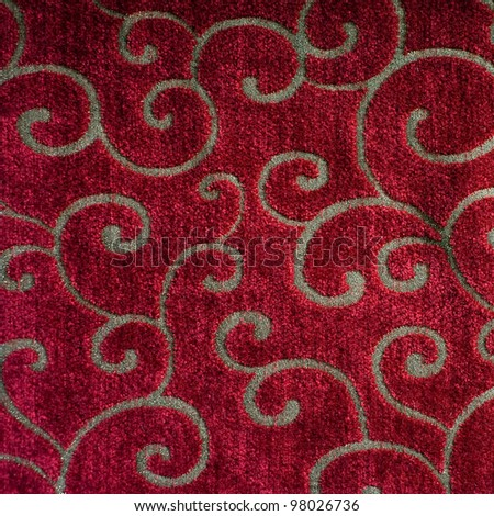 Close-up fabric texture background. - stock photo