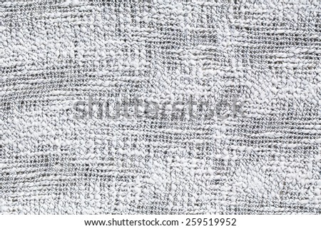 close up fiber scarf or wool texture. - stock photo