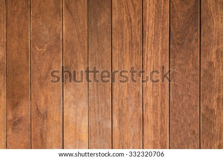close up grain texture of wood arranged vertical pattern use as natural background ,wall and floor - stock photo