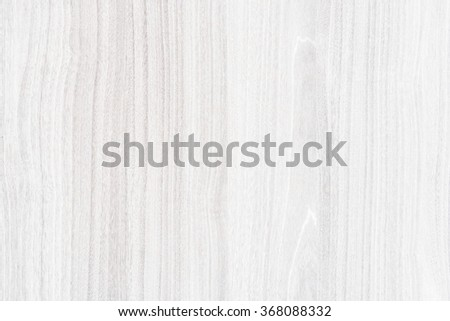 Close up natural surface white wooden texture background, modern material used for decoration  - stock photo