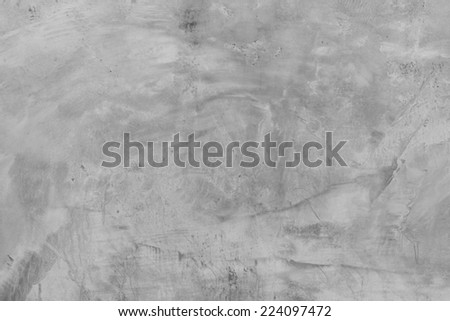 Close up of a concrete wall for background - stock photo