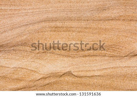 Close up of a sandstone brick - a textured background - stock photo