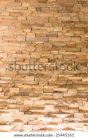 Close up of a stacked stone 2 - stock photo
