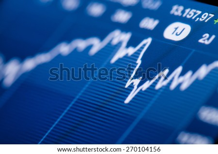 Where can I find the latest closing stock market prices?