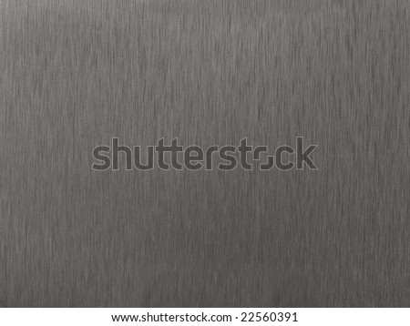 Close up of a textured metal surface