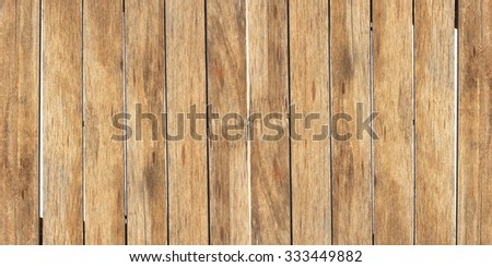 close up of an empty wooden sing background - stock photo